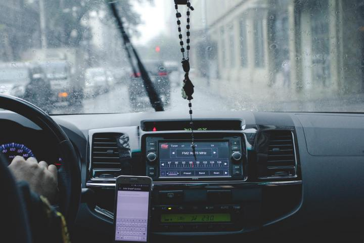 Miracle On My Cab Driver'sPlaylist