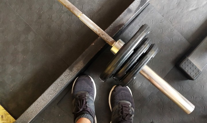 Fitness Friday 03: I Did A 90-Kilo Squat!