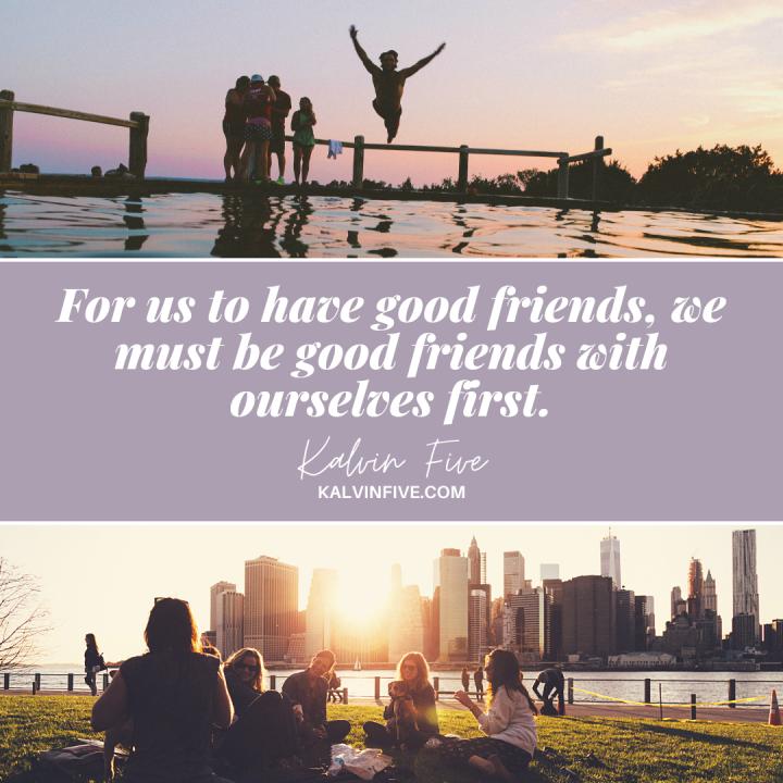 Be A GoodFriend